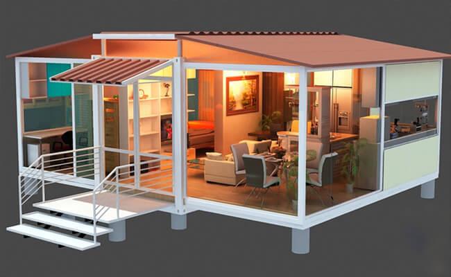 Kết cấu nhà cửa