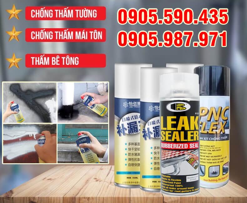 Bình xịt chống thấm tại Đà Nẵng - Hàng Giá Tốt 1